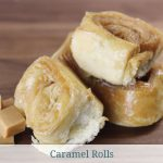 Butter Braid - Caramel Roll