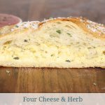 Butter Braid - Four Cheese & Herb