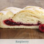 Butter Braid - Raspberry