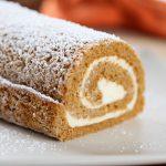 Dutch Desserts - Pumpkin Roll
