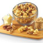 Poppin Popcorn - Nutty Caramel
