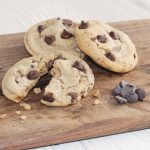 Wooden Spoon Cookies - Chocolate Chip