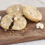 Wooden Spoon Cookies - Macadamia Nut