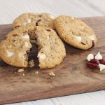 Wooden Spoon Cookies - Oatmeal & Cranberry