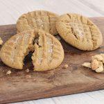 Wooden Spoon Cookies - Peanut Butter